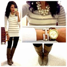 Hello, Gorgeous!: November 2013. Have everything but the necklace