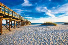 Ocean Isle Beach, NC  Love this place! It's my favorite beach
