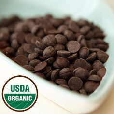Organic Dark Chocolate 70% without soy lecithin Couverture is made with low roast organic chocolate liquor and is GMO free.