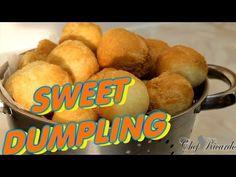 The Best Jamaican Fried Dumpling (Jamaican Chef) - Jamaican Fried Dumplings, Sweet Dumplings, Jamaican Ginger Beer Recipe, Jamaican Recipes, Fry Dumpling Recipe, Caribbean Recipes, Caribbean Food, Jamaican Cuisine, Beer Recipes