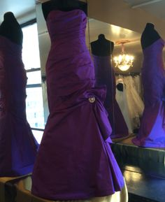special event gown by Paula Varsalona  #mother-of-the-bride #wedding #brides