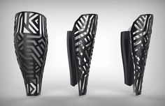 Amputee tattoos 551972498078458983 - We bring fashion to leg prosthesis by making beautiful and affordable prosthetic covers. Leg Prosthesis, Robot Leg, Prosthetic Leg, Concept Cars, Industrial Design, Art Inspo, Inventions, Cover, 3d Printing