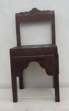 Berbere World Imports - 111-018---Arabesque Inspired Dining Chair, $30.00 (http://www.berbereworldimports.com/products/111-018-arabesque-inspired-dining-chair.html)
