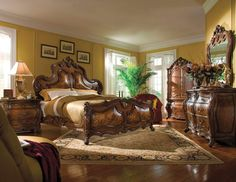Bedroom, 25 Best Ideas About Traditional Bedroom Furniture Sets On with regard to Clearance Bedroom Sets Fitted Bedroom Furniture, Rococo Furniture, Home Furniture, Bedroom Decor, Bedroom Drawers, Bamboo Furniture, Renaissance Furniture, Pulaski Furniture, Furniture Cleaning