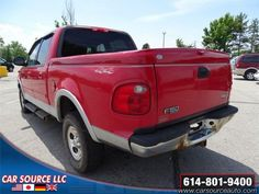 Cars for Sale: Used 2002 Ford F150 in 4x4 SuperCrew XLT, Grove City OH: 43123…