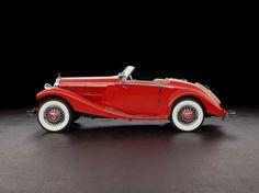 1935 Mercedes-Benz Pre-War - 290 Roadster | Classic Driver Marketplace