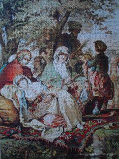 Anatolian Puzzle 'Amadeo Preziosi II' 1000 Parça