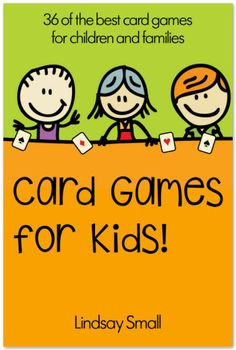 Card Games for Kids: 36 of the Best Card Games for Children and Families Family Card Games, Fun Card Games, Card Games For Kids, Puzzles For Kids, Activities For Kids, Eyfs Activities, Thanksgiving Jokes, Christmas Jokes, Xmas