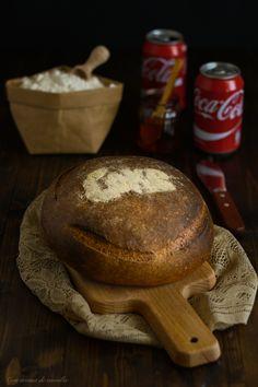 Pan de coca cola | Con aroma de vainilla