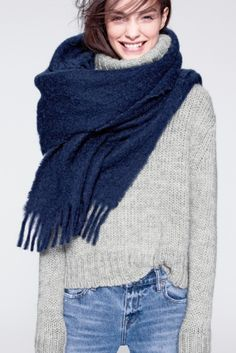 beautiful Italian brushed scarf http://rstyle.me/~2WhrK