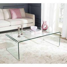 Living Room Inspiration: Clear Acrylic Coffee Tables | Small Living Rooms,  Small Living And Clear Acrylic