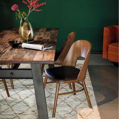 Instagram Feed, Mid-century Modern, Dining Chairs, Mid Century, Lost, Memories, Retro, Interior, Kitchen