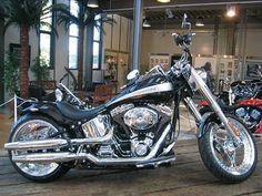 Harley-Davidson - Fat Boy 04