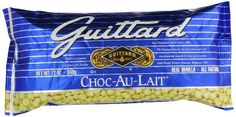 guittard choc au lait white chips