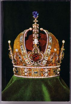 The Crown of Emperor Rudolph II - after 1804 the Austrian Imperial Crown