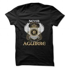 AGUIRRE - #cool hoodies for men #offensive shirts. SAVE  => https://www.sunfrog.com/Camping/AGUIRRE-85475031-Guys.html?id=60505