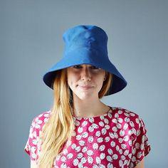 Retro Sun Hat: Make some shade. #food52