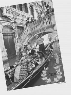 Cosas que hacer antes de morir. #CHAM 12: Ir a los carnavales de Venecia
