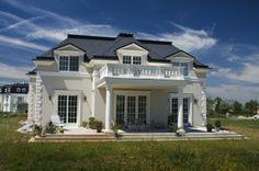 - Haus bauen- auffallende Ideen für Außen-und Innenarchitektur