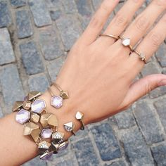 Glamorous + Chic + Classic + Everyday jewelry all in one place!   Chloe + Isabel