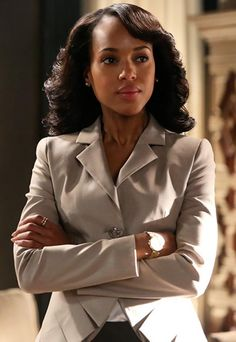 Scandal | Why are audiences so obsessed with what Olivia Pope (Kerry Washington) is wearing? ''It's a combination of Kerry Washington being so amazing, so stunning, and