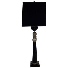Billy Baldwin Neoclassical Table Lamp for Armour Estate | From a unique collection of antique and modern table lamps at http://www.1stdibs.com/furniture/lighting/table-lamps/