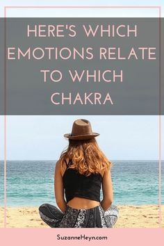 Learn about chakras and emotions. Spirituality | self-love | self-love | depression | anxiety | spirituality | meditate | yoga