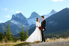 Alison & Ian / October 15/11 / Canmore Golf Club / Photography by Malcolm Carmichael