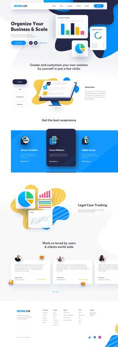 A Website Creation Guide For Creating Spectacular Compelling Websites Banner Design, Layout Design, Web Layout, Web Design Examples, Flat Web Design, App Design, Design Ideas, Pag Web, Infographic Website