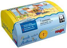 HABA Pirate Arithmetics Mini Game