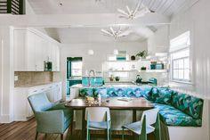 breakfast nook | Cortney Bishop Design