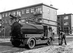 Roteb Rotterdam (jaartal: 1950 tot 1960) - Foto's SERC
