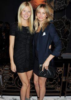 Cameron Diaz, buena amiga de Gwyneth Paltrow, ha comentado que ella y Chris Martin 'son muy valientes' tras anunciar su separación