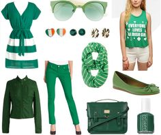 St. Patricks Day Clothing and Accessories