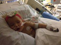 Sofia, 9 mesi, se ne va per un tumore al cervello. I genitori: 'Ecco cosa vi chiediamo di fare…' - http://www.sostenitori.info/sofia-9-mesi-ne-va-un-tumore-al-cervello-genitori-cosa-vi-chiediamo/234446