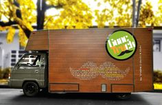 Guac Truck - this would sooo be my truck with Wildtree Natural foods haha - www.MyWildtree.com/Leah #guac