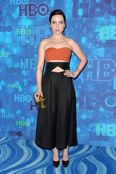Zoe Lister Jones at HBO's Post Emmy Awards Reception - All the 2016 Emmy Awards…