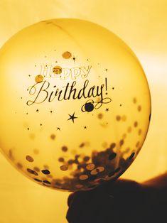 Happy Birthday Woman, Cute Happy Birthday, Best Birthday Wishes, Birthday Wishes Quotes, Happy Birthday Balloons, Happy Birthday Messages, Birthday Images, Happy B Day, Valentine Decorations