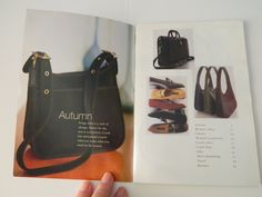 FALL 97 Vintage Coach, Vintage Purses, Vintage Bags, Vintage Handbags, Coach Purses, Coach Bags, Vintage Style, Vintage Fashion, Bonnie Cashin