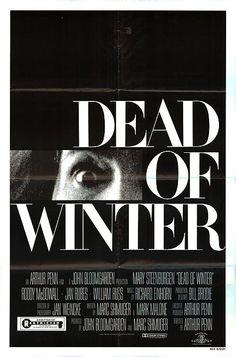 """Dead of Winter (1987) """"Morte no Inverno"""""""