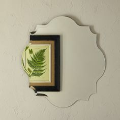 Modern Wall Mirror - A Collection by Anglina - Favorave