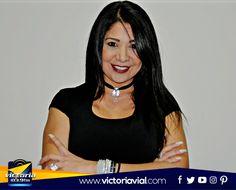 Algo bueno viene en www.victoriavial.com y María Eugenia Delgado @MaruDelg es parte de ello. ¡Muy Pronto! #Victoria1039FM, ahora y siempre somos #TuRadioVialInformativa