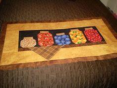 Shape Moth: 'Jar shelf' MQ and a free PP pattern   Paper Piecing ... : mason jar quilt shop - Adamdwight.com