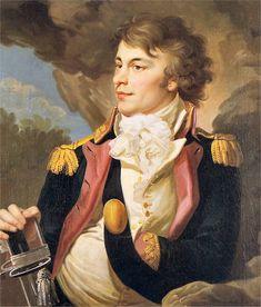 Kazimierz Wojniakowski, Portret generała Józefa Kossakowskiego, 1794