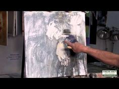 Andy Braitman- Oil Class- Cold Wax Mediums - YouTube