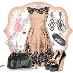 """""""Valentino Dress"""" by fashionmonkey1 on Polyvore"""