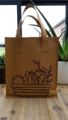Mamadammeke: This is not a paper bag.