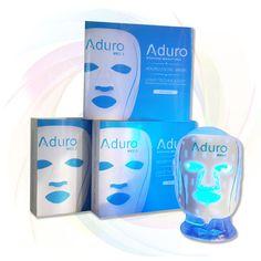 Aduro anti- acne led máscara facial