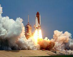 space shuttle challenger   Space Shuttle Challenger 04/29/1985