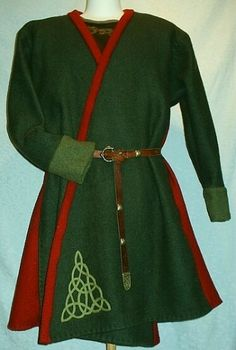 Norse  (?) coat-based on the design I would say celtic rather than Norse.